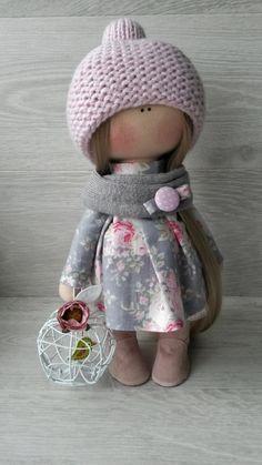 Куклы ручной работы от Ирины Строминовой | VK