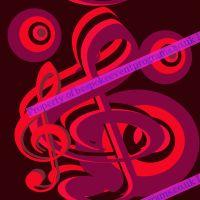 """Chocolate Music Box"" Designed By R Harding"
