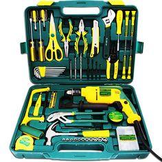 98-pcs-manual-household-tool-kit-hardware.jpg (990×990)