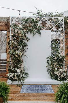 Rain Didn't Stop this Industrial Meets California-Inspired Wedding in Texas - Green Wedding Shoes