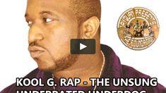 KOOL G RAP - THE UNSUNG UNDERRATED UNDERDOG - FOUNDATION LESSON # 14 JAY... 6 Music, Music Songs, Masta Ace, Marley Marl, Kool G Rap, Big Daddy Kane, The Rap Game, Economic Problems, Rap Albums