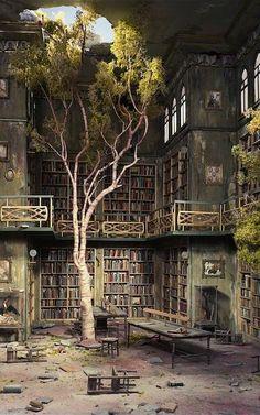 Lori Nix's Stunning, Tiny Dioramas Depict an Abandoned World [Slideshow] | Co.Design | business + innovation + design