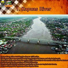 1.Kapuas River