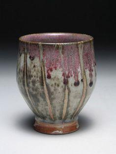 Tea Bowl -Stripes Yunomi