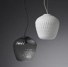 Blown lamp Samuel Wilkinson
