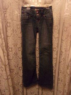 Paris Blues Jeans Women Size 1 Boot Cut #ParisBlues #BootCut
