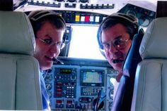 Dad is my copilot - Father's Day flying thoughts. http://airfactsjournal.com/2014/06/dad-co-pilot/
