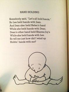 Shel Silverstein - Hand Holding (960×1280)