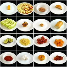 This is what 200 calories look like in different foods
