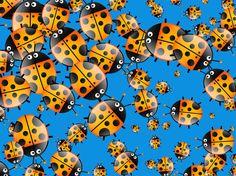 Graphic Wallpapers Ladybug Cartoon