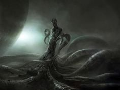 Nyarlathotep: The Crawling Chaos, Messenger to Azathoth, The Black Man