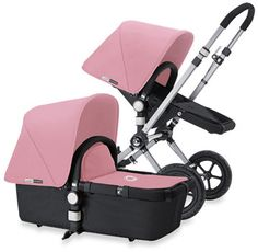 Bugaboo Cameleon tailored fabric - soft pink