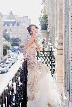 Joie De Vivre: A Styled Shoot With Melissa Koh and James Chen in Paris