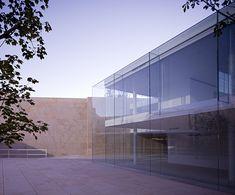 Gallery of Zamora Offices / Alberto Campo Baeza - 11