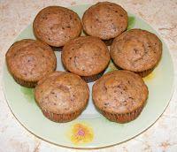 Zsemi konyhája: Gesztenyés muffin