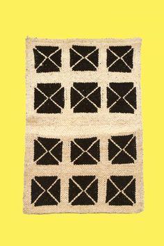 Arandu wool caronilla blanket handmade