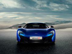 McLaren 650 S Coupe - Resultado de 50 años de éxitos