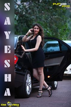 Shivaay's Actress Sayesha Saigal Bio and Unseen Photos Indian Actress Gallery, Indian Actress Hot Pics, Indian Bollywood Actress, Beautiful Bollywood Actress, Most Beautiful Indian Actress, Beautiful Actresses, Indian Actresses, Bollywood News, Beautiful Girl Photo