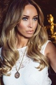 #LaurenPope wears a #NikkiLissoni necklace with medaillon and coin 'The 7 Chakra's' C1021GM