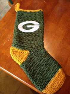 Crochet Pattern Green Bay Packer Afghan : 1000+ images about Crochet Green Bay Packers on Pinterest ...
