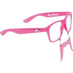The Pink Swag Sun-Staches, $6.99