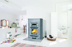 Friday 2nd September:  This week's #FridayFavourite is the TLU2450/1, a traditional fireplace/bakeoven with an enormous heating capacity and amazing baking capacity.
