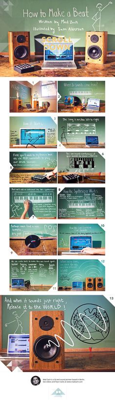 Learn to make a beat! #DIY #darkrye - for TDP