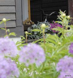 DIY doorstopper dørstopper gjenbruk Se bloggen.