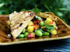 Excellent grilled Tofu Recipe with Ginger