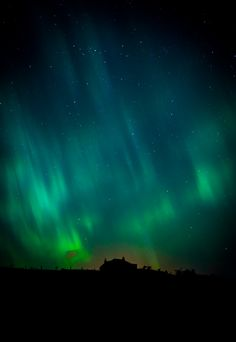 Shetland Northern Lights (Aurora Borealis) on 500px by  A Northern Exposure, Lerwick, Scotland, UK