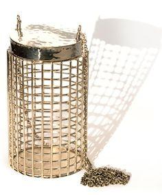 Cylinder Cage Bag