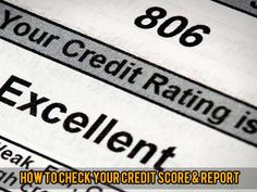 Checking your credit score and reports regularly is extremely important for maintaining your good credit standing.  Not only does it let you know the health of your credit, but it can also be a vital way to determine if you've been a victim of identity theft.