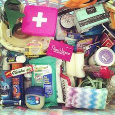 sarah tucker events : the blog: wedding day survival kit