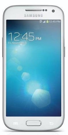 nice Samsung Galaxy S4 Mini White - No Contract Phone (U.S. Cellular)