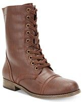 Rampage Boots, Jepson Combat Booties- for Miriam