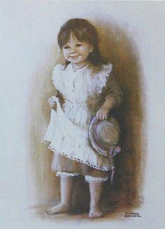 Popular Artists, Portrait Art, Artist Art, Diana, Paintings, Children, Illustration, Pretty, Artwork