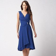 $94.99 JESSICA®/MD Crossover Dress - Sears | Sears Canada