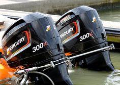 Mercury 300 XS Boat Engine, Truck Engine, Dump Trucks, Big Trucks, Mercury Outboard, Old Boats, Bass Boat, Motorcycle Engine, Outboard Motors
