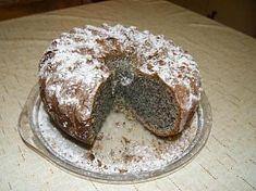Rychlá buchta s nemletým mákem Doughnut, Seeds, Pudding, Cake, Desserts, Recipes, Poppy, Food, Pie Cake
