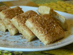 Biscotti salati con germe di grano