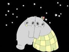 George and Martha picnic video Hippopotamus lesson?