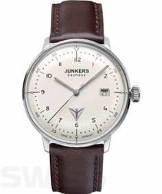 Cofnij się w czasie dzięki zegarkom Junkers – kwintesencji stylu vintage! #junkers #junkerswatch #watches #zegarek #watch #zegarki #butiki #swiss #butikiswiss