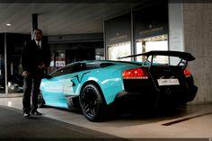 Provocative by Luda Lamborghini Murcielago Sv, Cars, Luxury, Vehicles, Wheels, Garage, Watch, Youtube, Blue