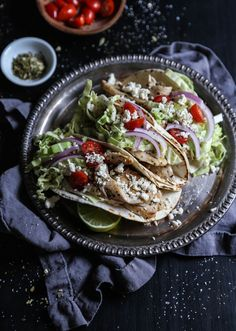 Greek Chicken Tacos with Feta Citrus Slaw are easy and delicious! Greek flavored chicken stuffed into delicious crispy tortillas and then stopped with a delightful Feta Citrus Slaw. You'll feel like you're in Greece. OPA! Let's make a deal? With the new year in front of us, I want to start fresh and clean. Just …