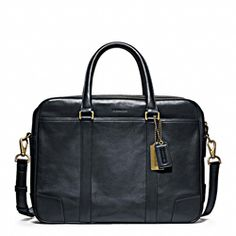 Crosby Leather Commuter (Coach - 1.5% donation)