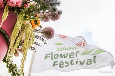 During the Aalsmeer Flower Festival Boerma Instituut is open with a lot of floral activities.