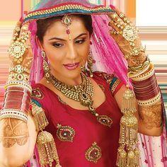 Beautiful Bride from Haryana. Source: Google