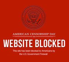 Speak up for Internet Liberty!      Google Image Result for http://blog.commarts.wisc.edu/wp-content/uploads/2011/12/blocked_vertical2.jpg