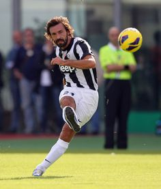 Andrea Pirlo - Juventus anchorman