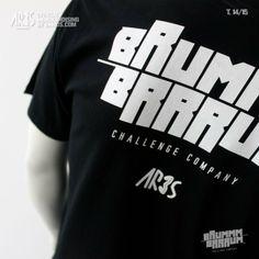Camiseta Black ARES 14-15 (parte trasera) Mens Tops, T Shirt, Self Branding, T Shirts, Supreme T Shirt, Tee Shirt, Tee